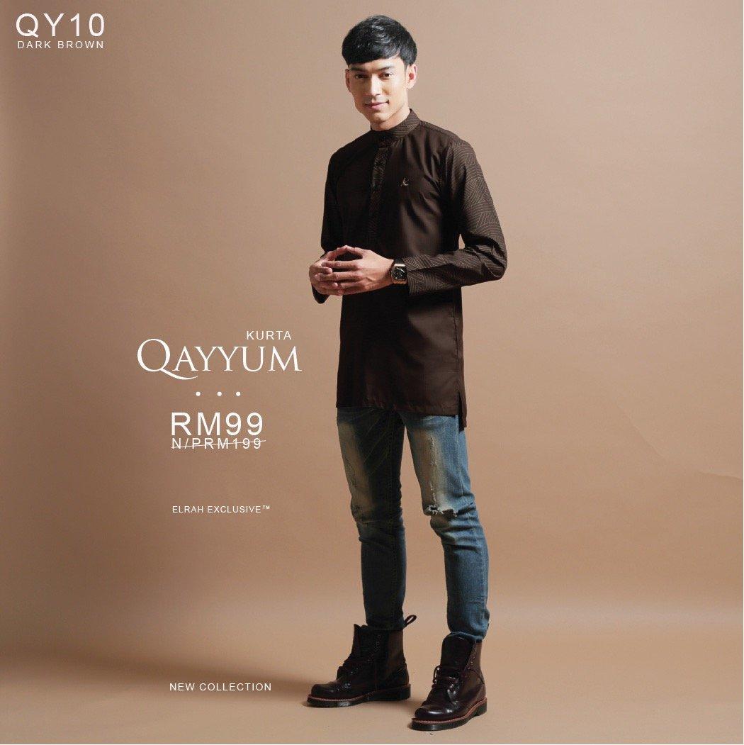 Kurta Qayyum Dark Brown