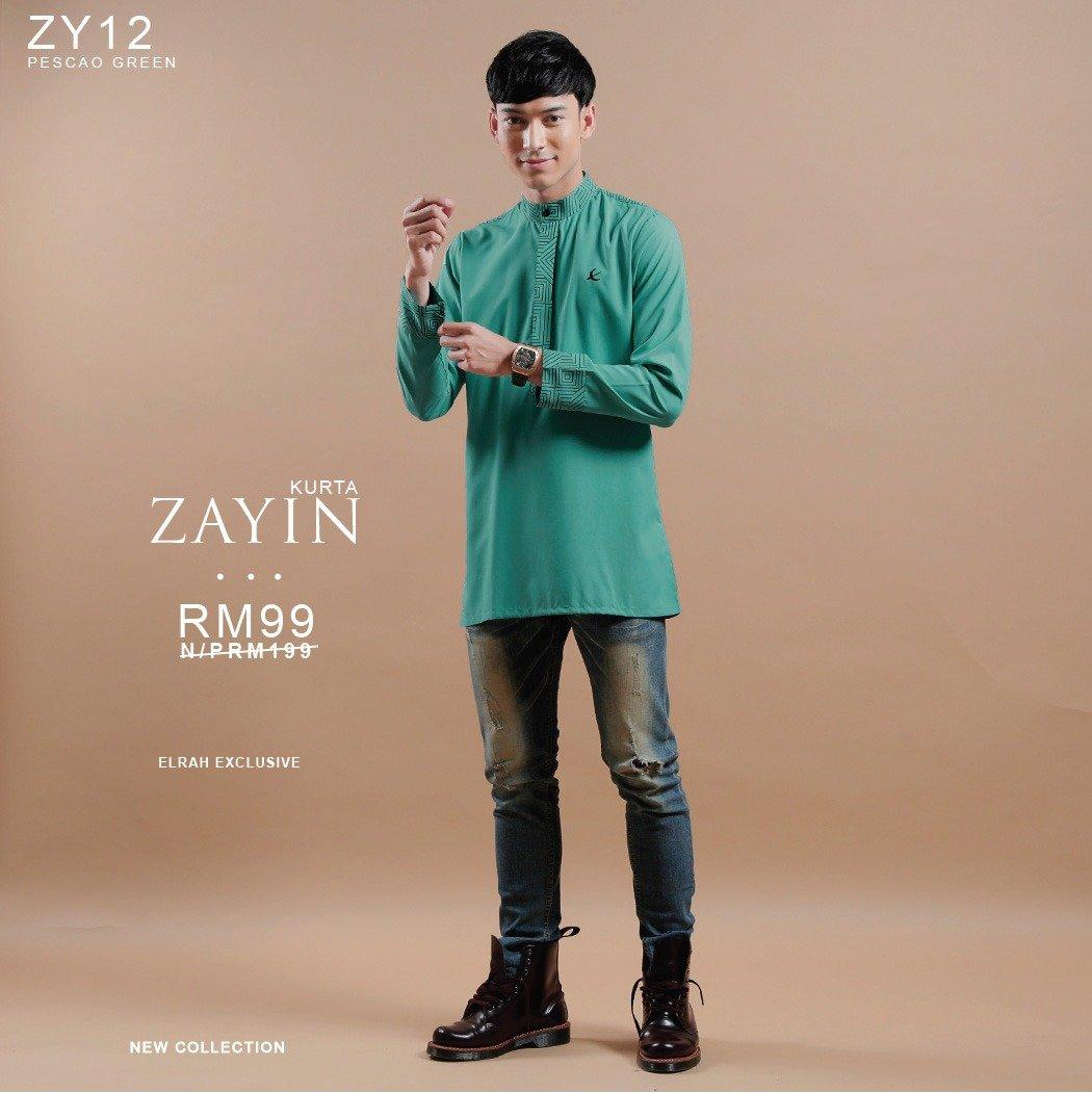 Kurta Zayin Pescao Green