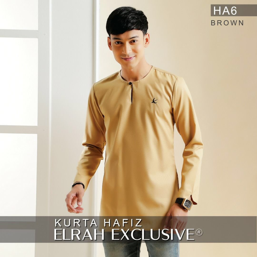 Kurta Hafiz Brown