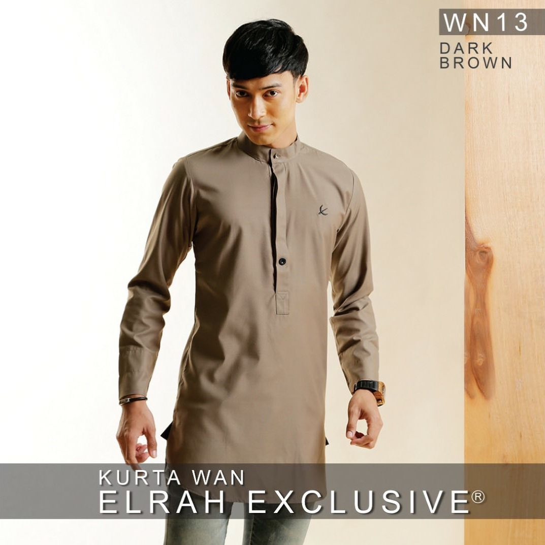 Kurta Wan Dark Brown