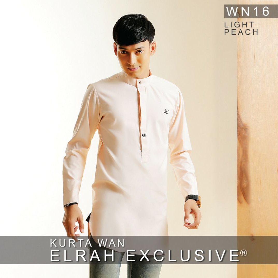 Kurta Wan Light Peach