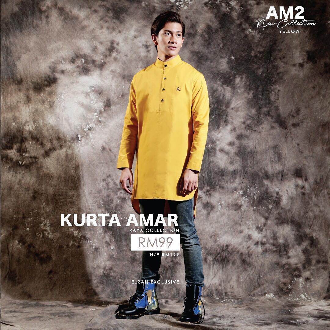 Kurta Amar Yellow