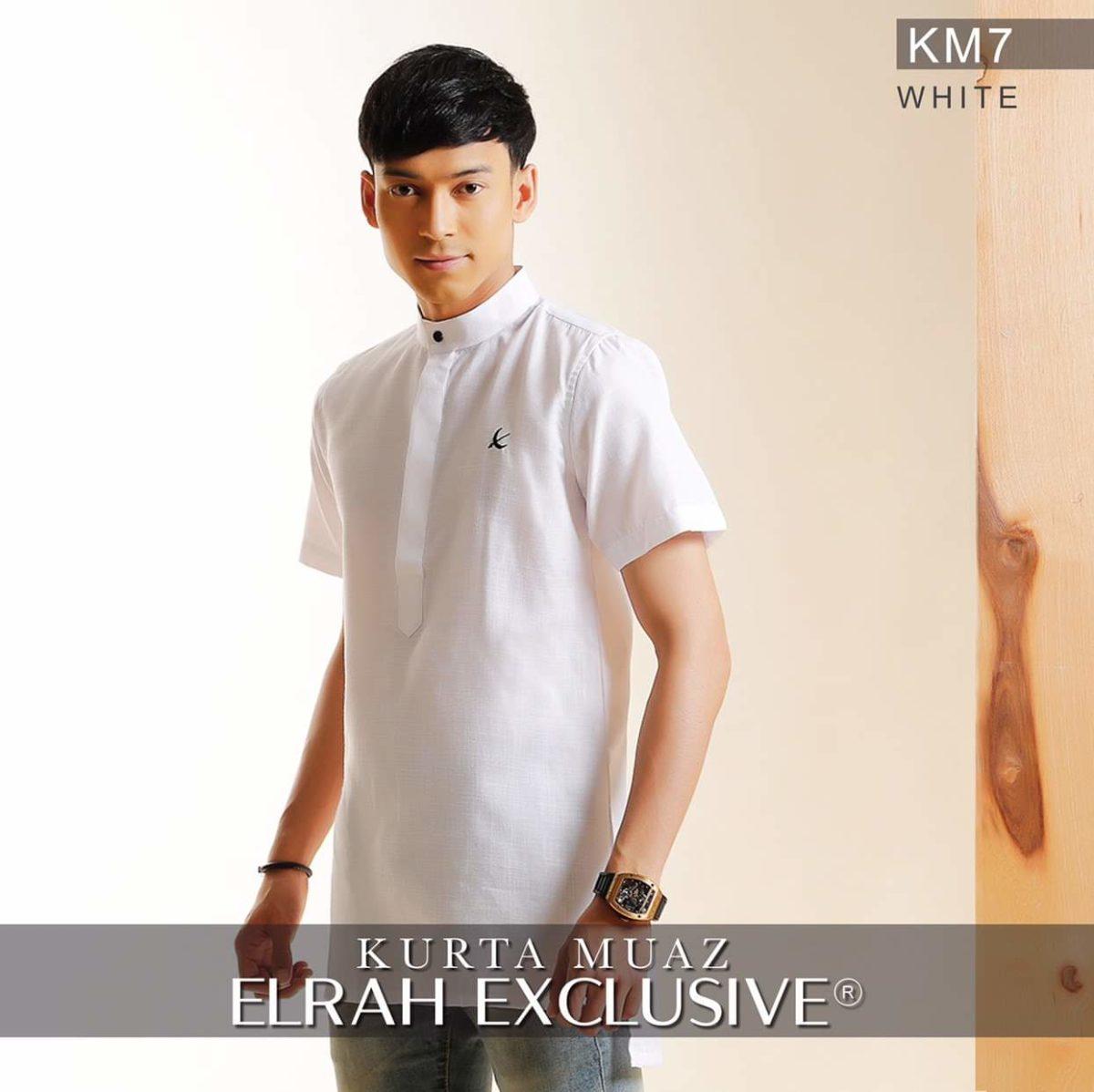 Kurta Muaz White