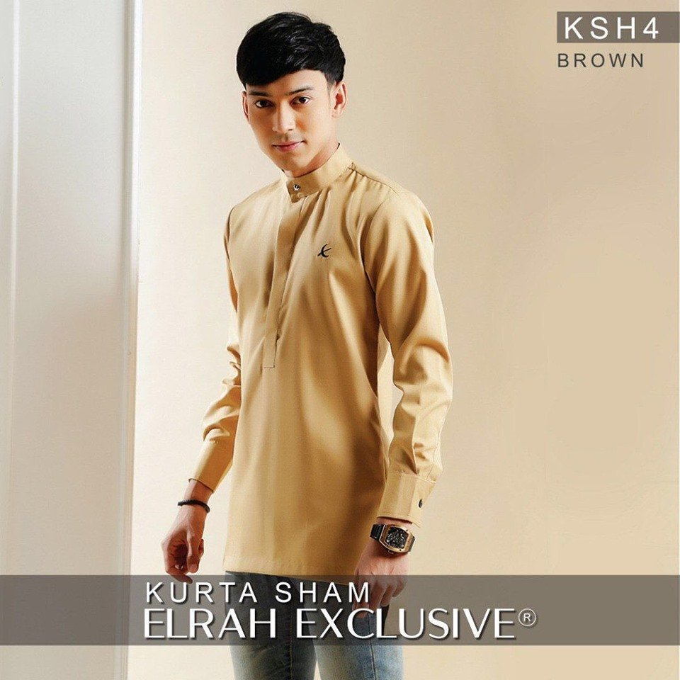 Kurta Sham Brown